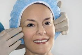 Laser estheticians may help improve the look of fine lines and wrinkles.
