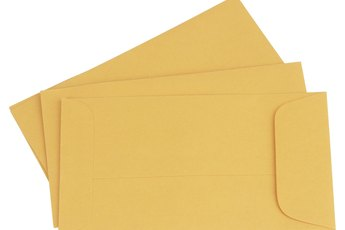 How to Manage Personal Checking Using an Envelope System