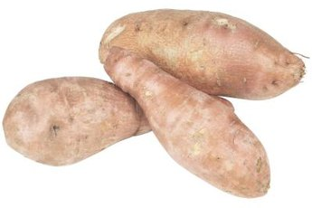 Sweet potatoes can be enjoyed on a low-GI diet.