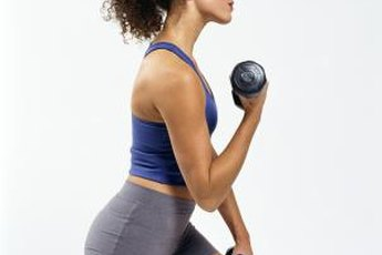 Fire up your metabolism and build lean muscle tissue with strength training.