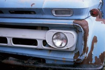 Tax breaks are available for giving your old jalopy to charity.