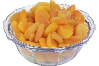 High Fiber Foods: Dried Fruit