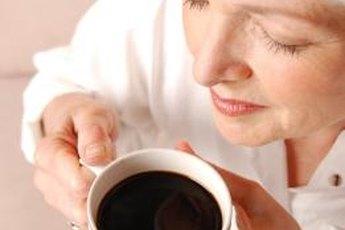 Coffee can decrease iron absorption