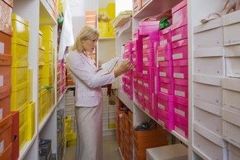 A low inventory turnover may mean the company has too much inventory on hand.