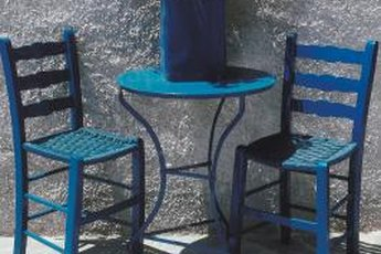 There are many economical ways to enclose your patio.