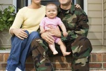 TRICARE is the healthcare coverage for active-duty military and their families.