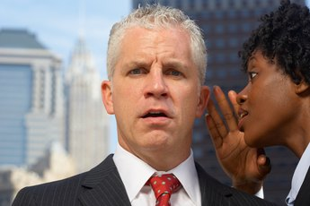 Can an Employer Fire Someone Who Is Involved in Gossip About the Boss?