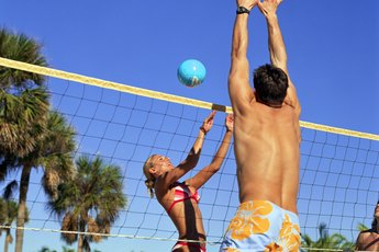 The Types of Defense in Volleyball