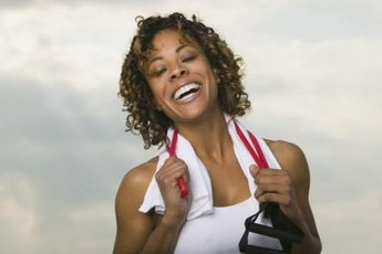 Resistance bands can help make you faster.