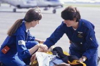 Flight nurses earn similar salaries to RNs.