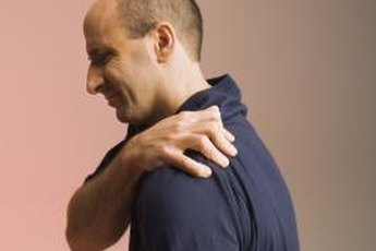 You can reduce some shoulder pain with foam roller stretches.