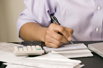 How to Write a Monthly Budget