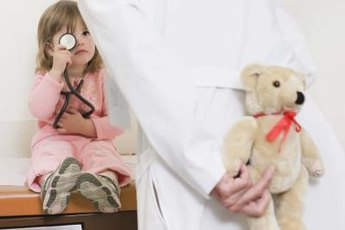 Pediatricians treat and provide preventative health care for children of all ages.