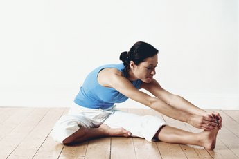 At-Home Floor Leg Workouts