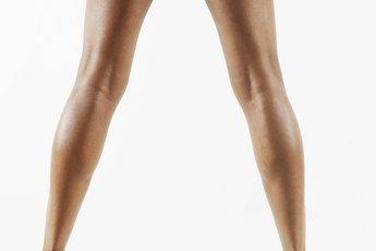 Toning Legs and Getting Rid of Collected Fat Areas