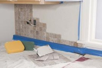 A loan will pay for this kitchen renovation.