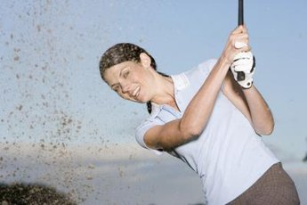 Improve your golf swing with some ballistic exercises.