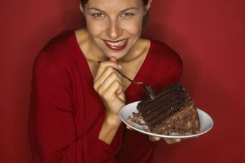 Triglycerides are found in many baked goods.