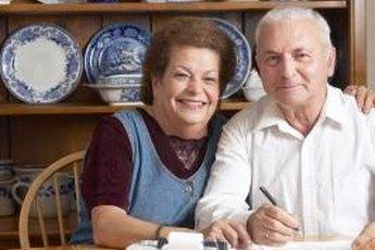 Reverse mortgages provide spending money for seniors.