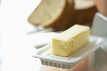 Saturated fats, such as butter, may not be as harmful as trans fats.