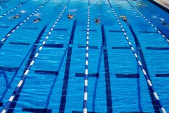 The front crawl is perfomed in competition and recreational swimming.