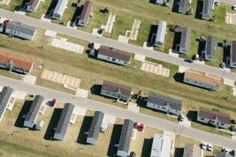Properly maintained mobile homes in the right locations can appreciate in value.