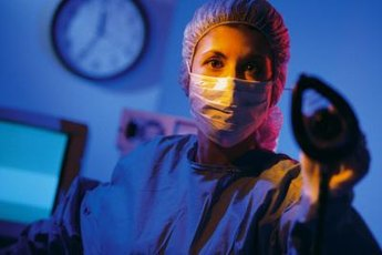 Both anesthesiologists and nurse anesthetists earn six-figure salaries.