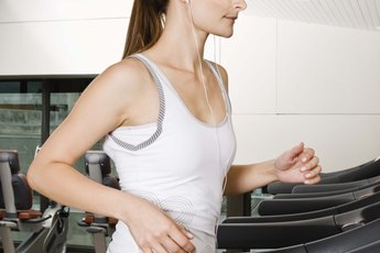 Effects of Running on a Treadmill