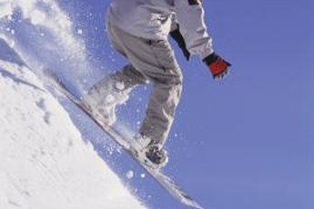 The proper exercises can help improve your snowboarding skill and decrease the risk of falls.