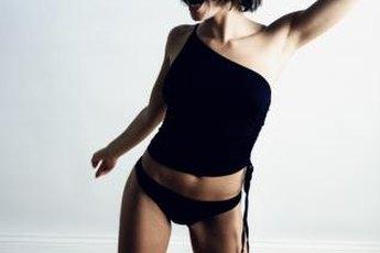 Aerobic dance helps improve self-esteem.