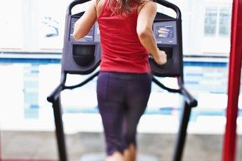 How to Enter Your Height & Weight Into a Treadmill