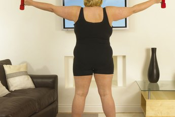 Exercises to Help Reduce Female Upper Arm Fat