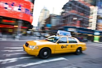 A taxi ride may provide you with a tax deduction.