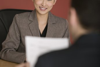 Executive Interviewing Skills