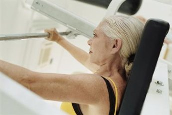 The incline bench press can play nicely with flat bench press for a chest workout.