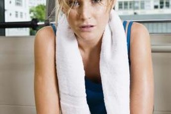 Sweating is natural, but loosing excessive fluids and electrolytes is unhealthy.