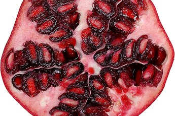 The Nutrients in Chinese Apples & Pomegranates