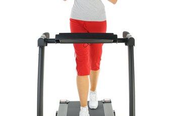 Zone Training Treadmill Exercises