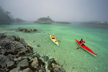 Flatwater kayaking can be a magical experience.
