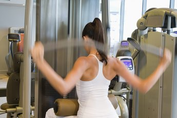 What Are the Benefits of Weight Machines?
