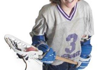 Indoor lacrosse requires its own set of drills.