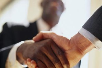A letter of credit is more reassuring than a handshake.