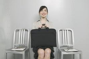 Look professional carrying your portfolio to interviews.