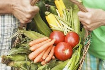 Whole grains, fruits and vegetables are excellent sources of carbohydrates.