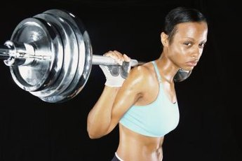 Increase lean muscle and target specific body parts with split workout routines.