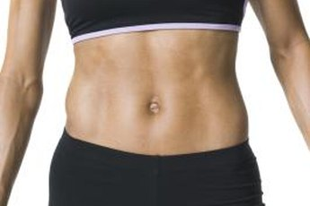 Banish the tummy flab by including cardio with Torso Slider exercises.