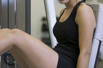 How Much Weight for Women Using a Leg Press Machine?