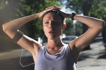 How to Get Rid of Shaky Muscles After a Work Out