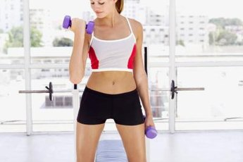 Biceps curls are an upper body pulling exercise.