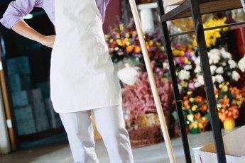 Floral Shop Owner Career Description